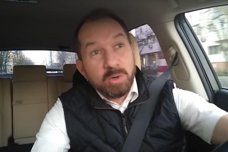 """Mihai Sturzu, ex Hi-Q, râde de Cluj, """"unde e forte, forte fain"""": O să zburați în p..ă cu satelitul, că la New York nu aveți cum"""