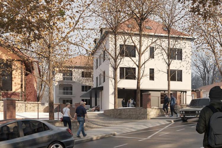 """Pe strada Republicii va fi construită """"Căsuța Părinților"""", unde vor fi cazați gratuit părinții copilașilor internați la Institutul Oncologic"""