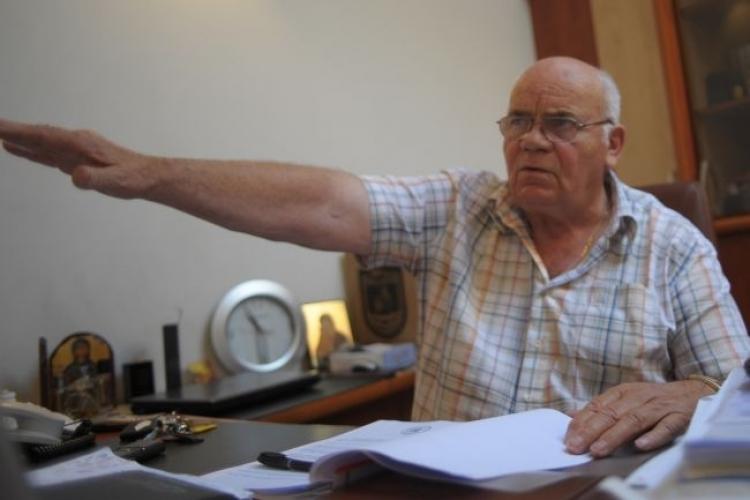 A murit Ionel Fărcaș, fostul primar din Apahida