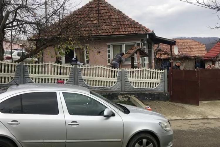 Criminalul femeii de 90 de ani dintr-un sat clujean susține că nu își aduce aminte ce a făcut