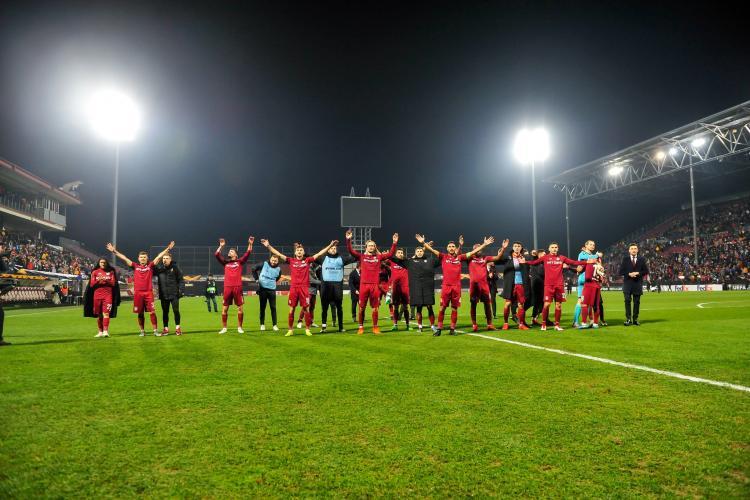 """CFR Cluj - Sevilla este duelul clujenilor din primăvara europeană. Reacție: """"Va fi greu!"""""""