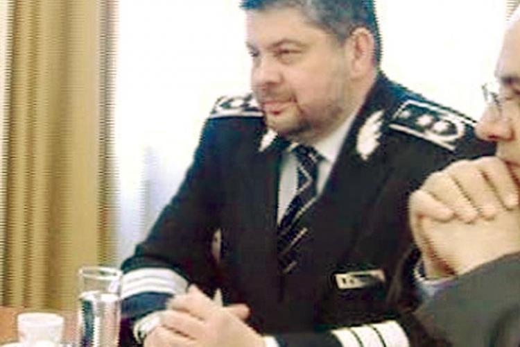 Gelu Oltean, clujeanul care a condus Serviciul secret al Poliției, arestat pentru trafic de droguri. Credea în șamanism