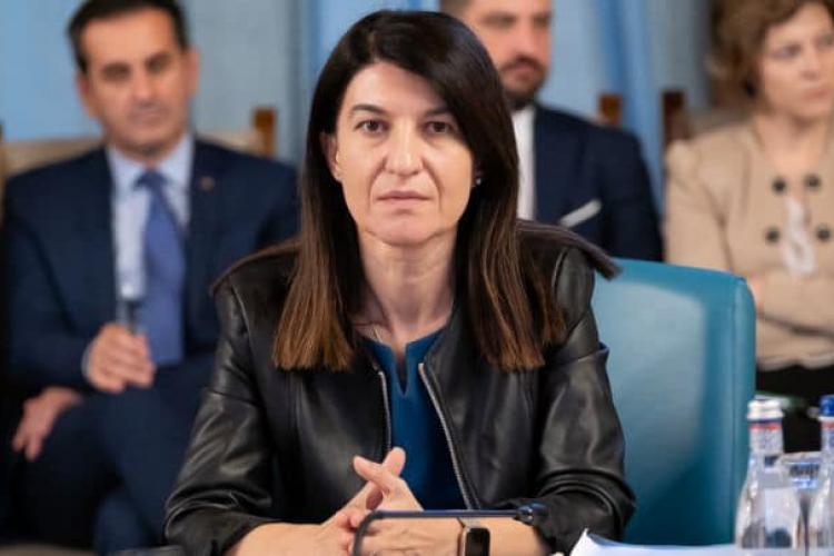Violeta Alexandru, ministrul Muncii: Am 44 de ani. Cum ar fi să mă pensionez la anul și apoi să mă angajez tot la o instituție publică