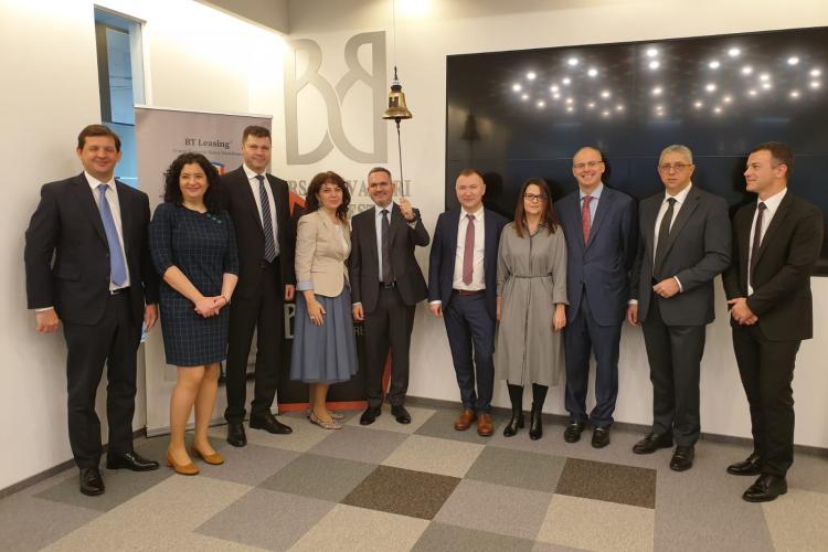 Obligațiunile BT Leasing debutează la Bursa de Valori Bucureşti