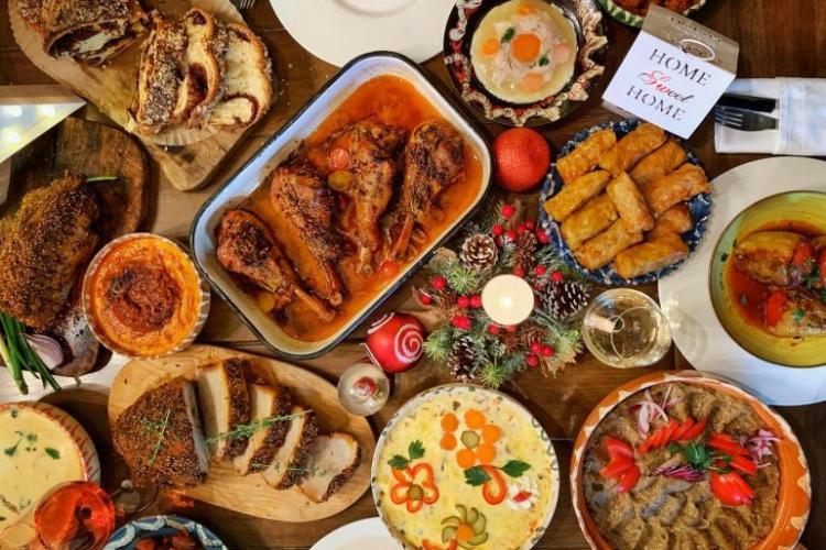 Recomandările medicilor clujeni pentru masa de Crăciun! Ce obiceiuri trebuie să evitați
