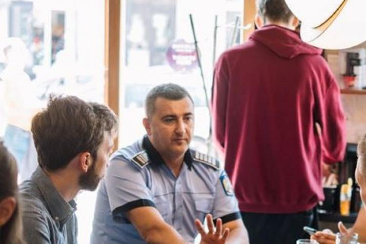 Un polițist din Cluj a refuzat o mită de 10.000 de lei