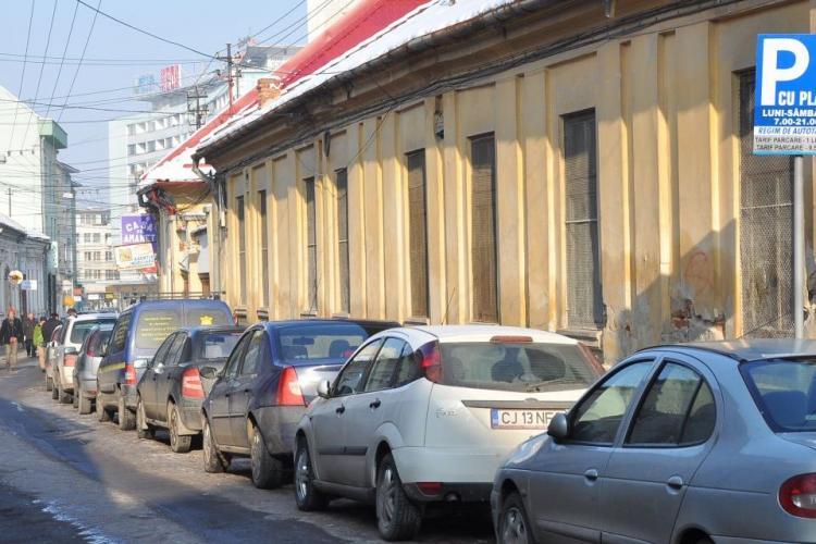 Cluj-Napoca. Se pot plăti abonamentele pentru zonă centrală în avans
