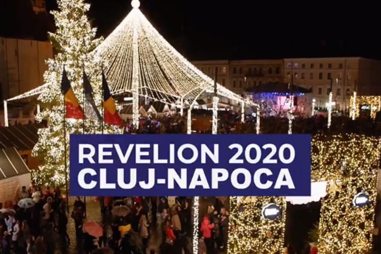 Revelion 2020 în Cluj-Napoca: Ce concerte sunt în centrul orașului, în noaptea dintre ani