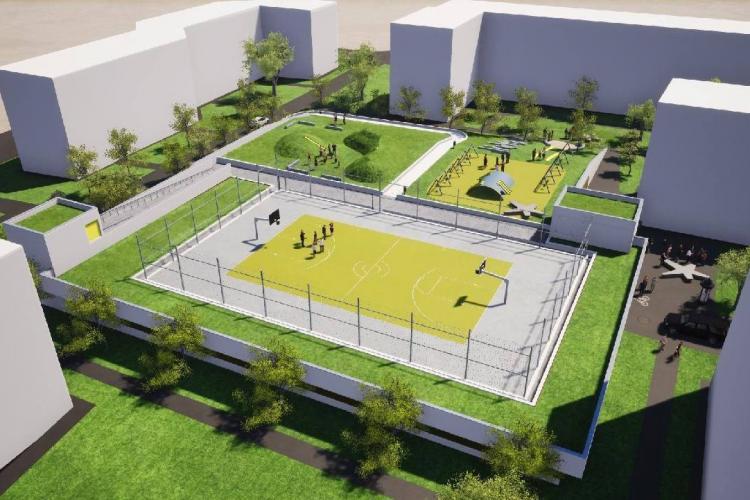 Parkingul Mogoșoaia nr. 9 trebuie dat în folosință în august 2020