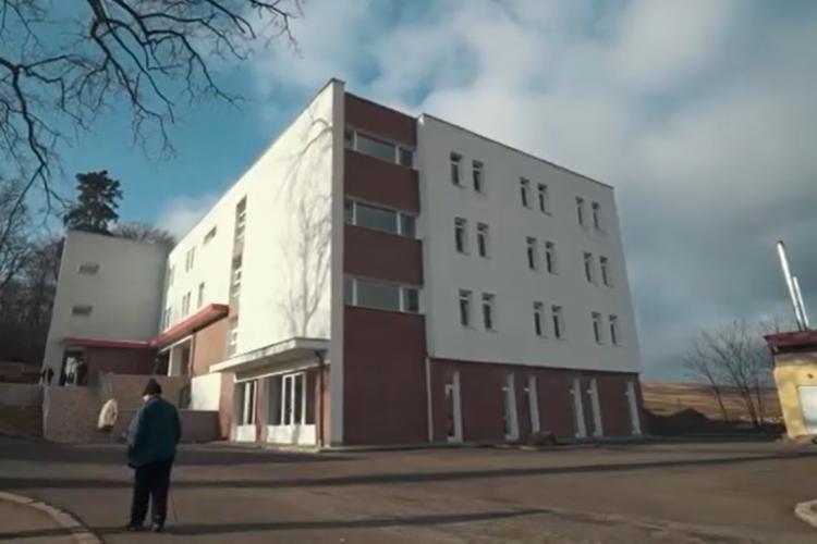 S-a pus în funcțiune noul Spital de Boli Psihice Cronice Borșa. Ce dotări are