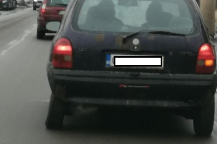 Cum trec unii șoferi clujeani de ITP? - FOTO