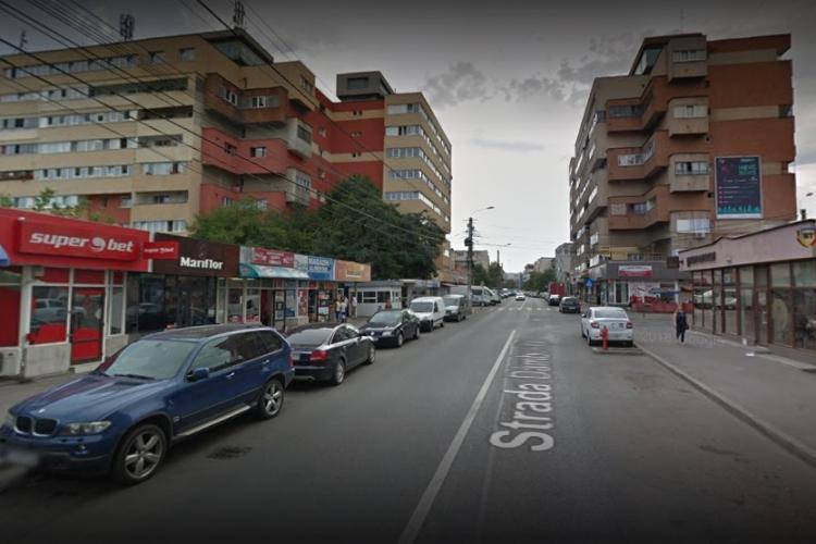 Bărbat și-a tăiat gâtul pe strada Dâmboviței, în Mărăști