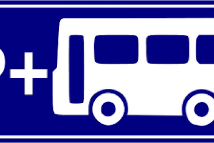"""Primăria Cluj-Napoca vrea să facă două parkinguri de tip """"Park and Ride"""""""