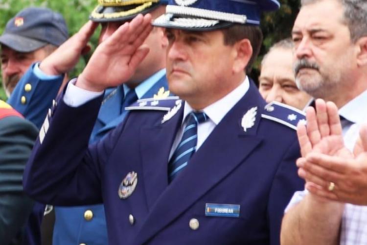 Prins beat la volan, șeful Poliției Câmpia Turzii și-a cerut pensionarea, evitând demiterea