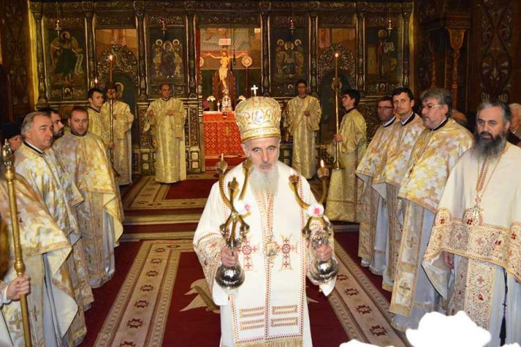Preasfințitul Vasile Someșanul se retrage. Cine sunt candidații pentru funcția de episcop al Arhiepiscopiei Vadului, Feleacului și Clujului