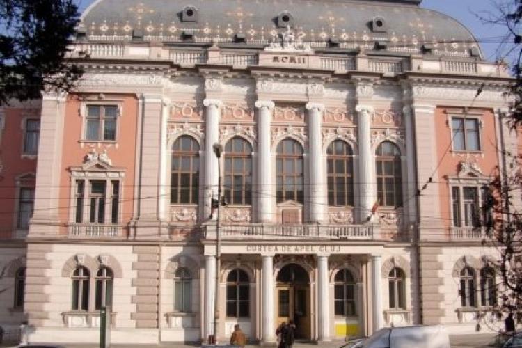 Curtea de Apel Cluj e în GREVĂ pentru că există pericolul anulării pensiilor speciale
