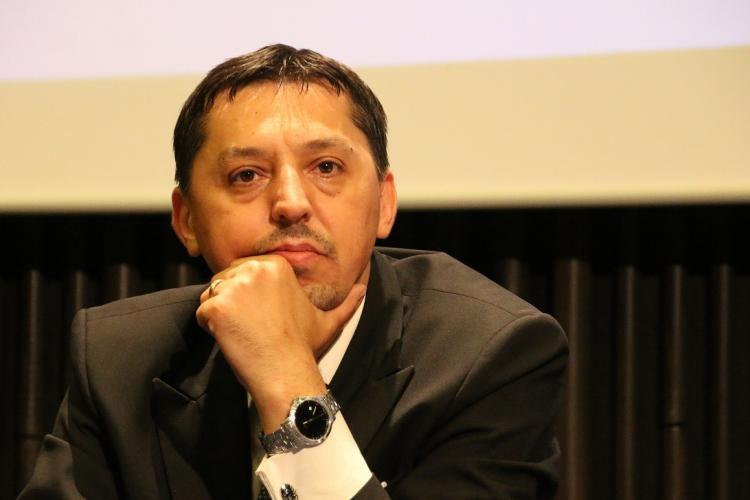 Daniel David candidează la funcția de rector al UBB Cluj
