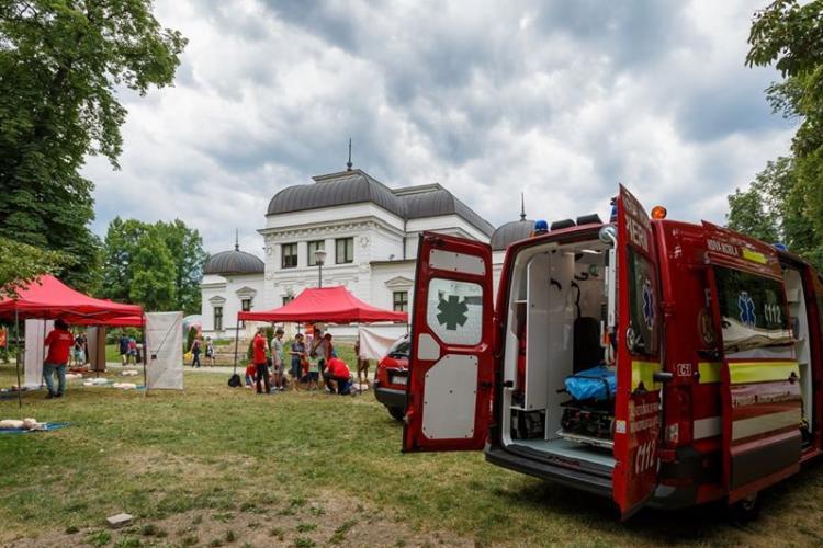 Clujul va cumpăra un Punct Medical Avansat SMURD cu remorcă pentru intervenții la accidente cu victime multiple