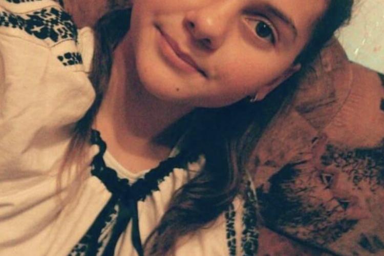 Cluj: Fetita de 12 ani, dispărută de acasă. Ați văzut-o? FOTO