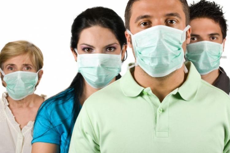 Linie suplimentară de gardă la Spitalul Clinic de Boli Infecțioase Cluj-Napoca de teama GRIPEI
