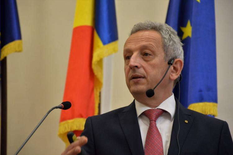 Cornel Cătoi obține al doilea mandat de rector al USAMV Cluj-Napoca