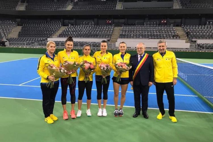 Programul partidei FedCup  România  - Rusia, de la Cluj. Vezi care este ordinea meciurilor