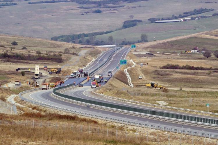 Ministrul Transporturilor, Lucian Bode, a vorbit la Cluj despre Autostrada Transilvania și unirea provinciilor istorice