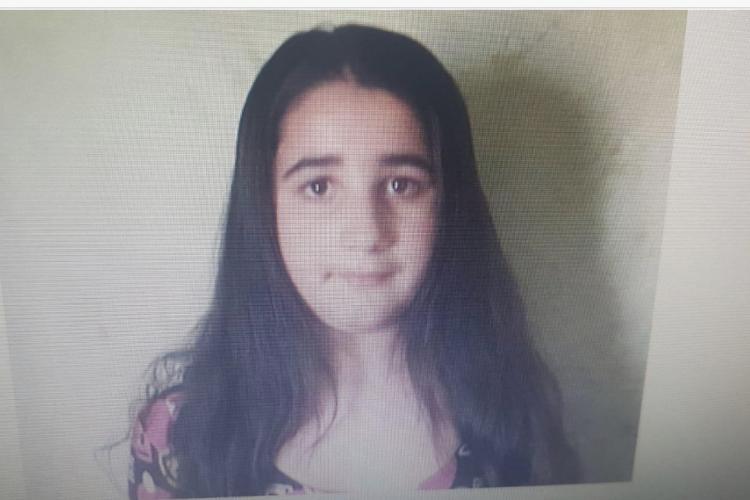 CLUJ: Fetiță dispărută de acasă! Ați văzut-o? FOTO