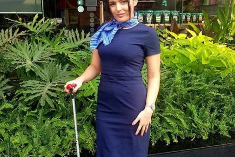 Cine este stewardesa suspectă de coronavirus de pe Aeroportul Cluj