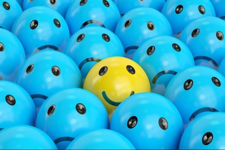 """""""Blue Monday"""": Astăzi este cea mai deprimantă zi din an. Când va fi cea mai fericită zi"""