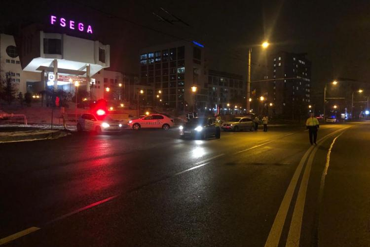 Razie de amploare la Cluj-Napoca, pe timp de noapte. Câte infracțiuni au constatat oamenii legii FOTO