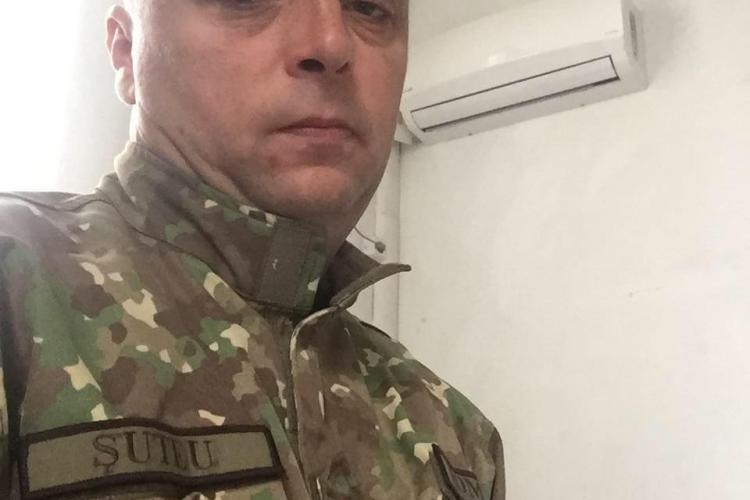 Cine este militarul care s-a sinucis la Cluj. În septembrie 2019 a trecut testarea psihologică