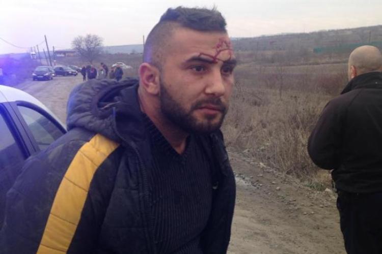 Cine e interlopul după care a tras poliția din Cluj cu pistolul în Gheorgheni. În 2015 și 2018, a operat la fel - FOTO