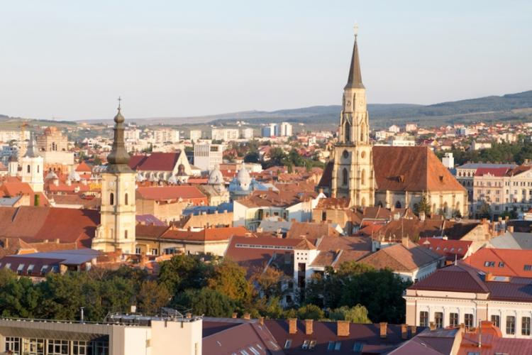 Cluj-Napoca este cel mai sigur oraş din România şi locul 13 în lume