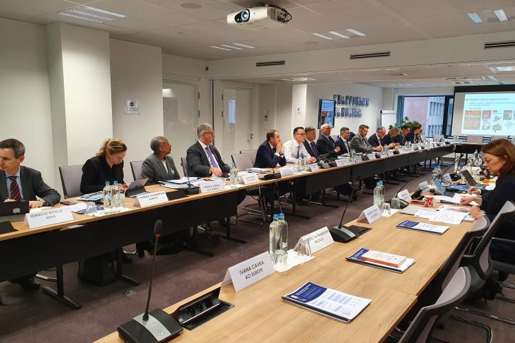 David Ciceo numit membru în Consiliul de Conducere Mondial al Airport Council International