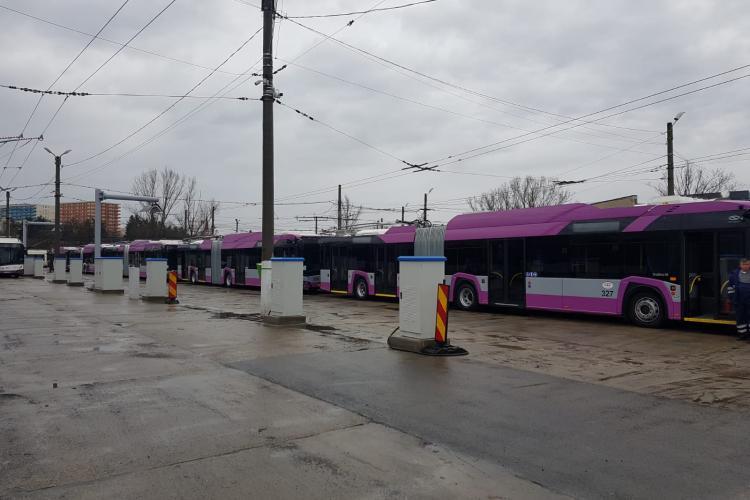 CTP Cluj înființează trei noi linii de mijloace de transport în comun! În ce cartiere vor circula VIDEO