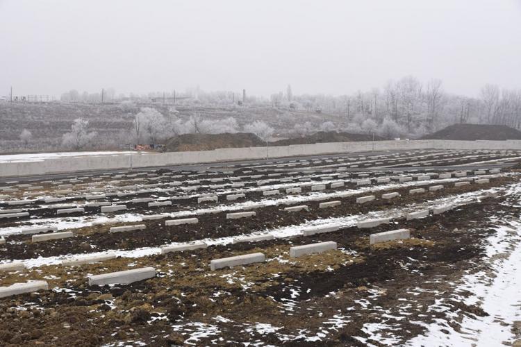 Lucrările pentru noul cimitir al Clujului, finalizate în acest an. Câți bani se investesc