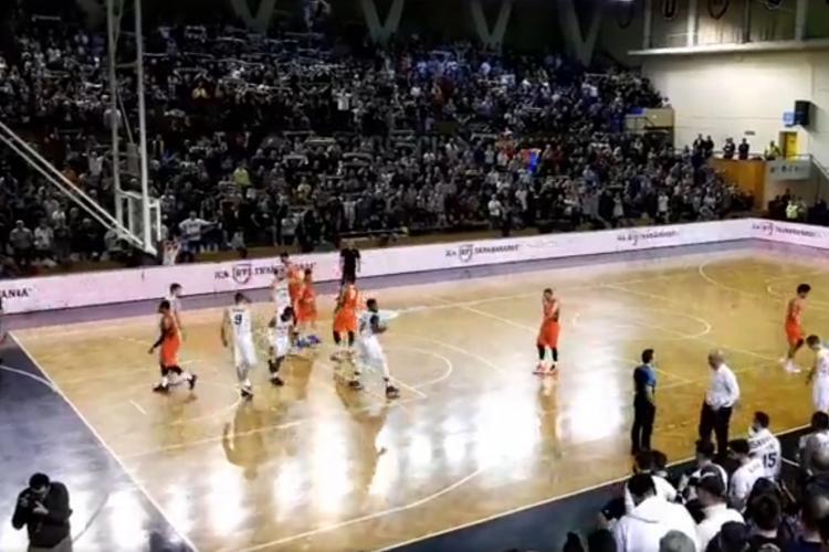U BT s-a calificat în sferturile de finală ale FIBA Europe Cup