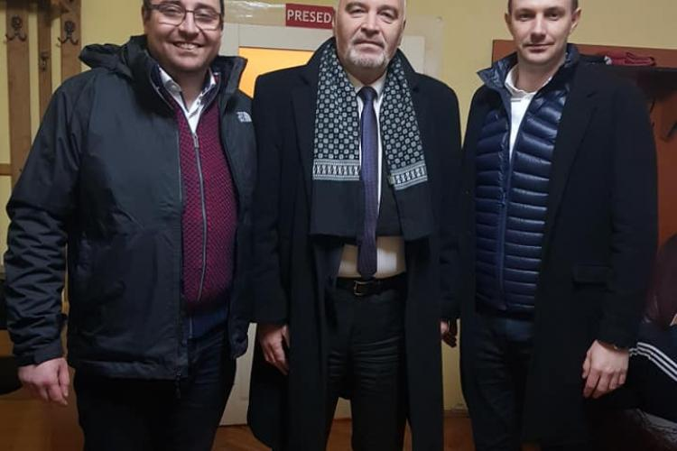 Vicepreședintele PSD Cluj, Horia Nasra, la alegerea conducerii PSD Gherla: Îl felicit pe Ioan Neselean!