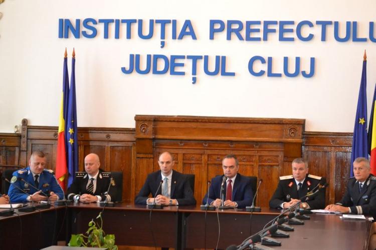 """Subprefectul Alin Danci și-a încheiat activitatea. Din păcate nu a apucat să finalizeze proiectul """"Tarnița fără bărci cu motor"""""""