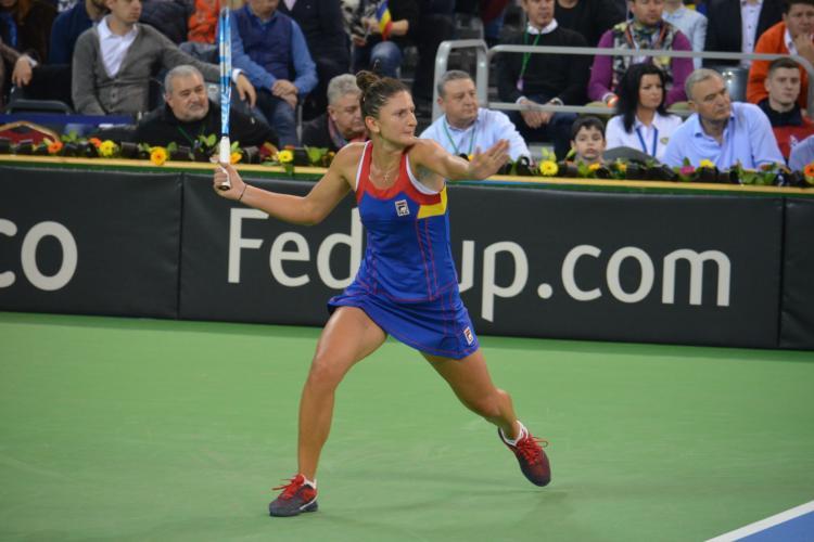Irina Begu se retrage din echipa de Fed Cup. Echipa care vine la Cluj nu mai are vedete