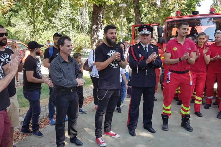 Asociația Beard Brothers construiește o școală de meserii la Cluj