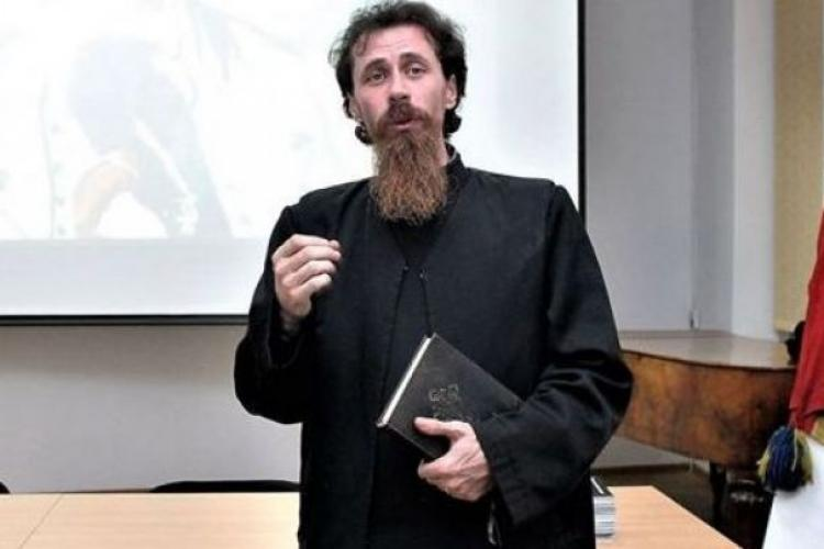 """Preotul clujean Claudiu Melean, despre coronavirus: """"Cel ce se împărtăşeşte n-are de ce să se teamă!"""""""