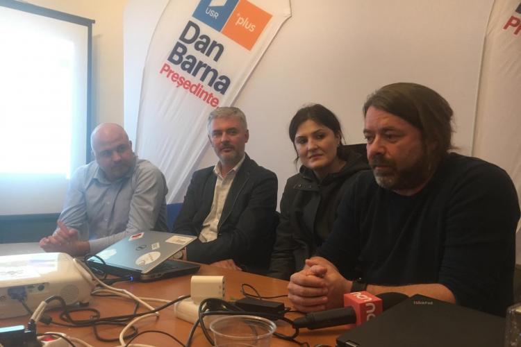 Cine sunt candidații USR Plus la Consiliul local Cluj-Napoca și Consiliul Județean Cluj