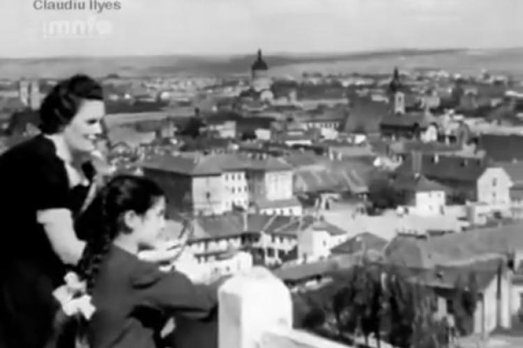 Imagini VIDEO superbe cu Clujul anului 1942. Multe locuri sunt neschimbate