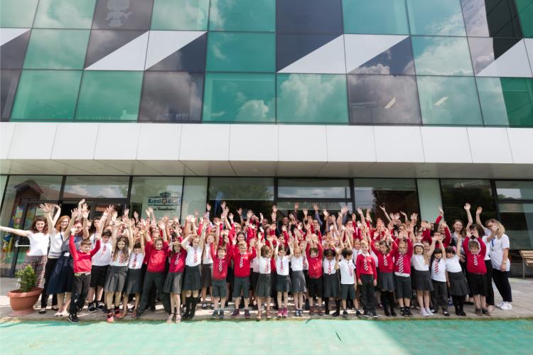 Investiția în educația copiilor noștri este cea mai bună investiție | Royal School in Transylvania (P)