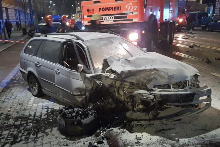 Se montează praguri de sol după accidentul mortal de pe strada Horea, produs de un moldovean care a fugit de la locul faptei
