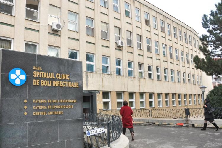 Pacientă ținută 5 ore cu GRIPĂ și febră 39 în sala de așteptare de la Spitalul de Boli Infecțioase