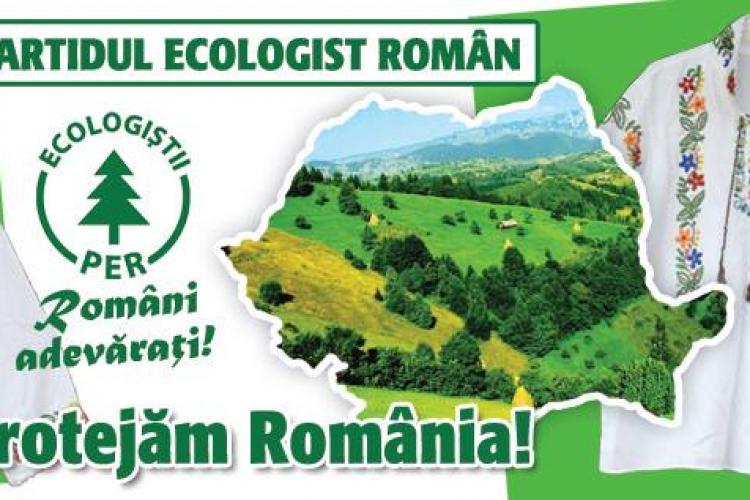 Toți membrii Partidului Ecologist Român Cluj și-au dat demisia în bloc. Se fac acuzații