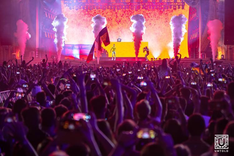 Coldplay la Untold 2020? Ce spune Edy Chereji, directorul de comunicare Untold despre acest lucru
